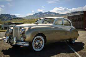 Jaguar Mark VII M 3.4L