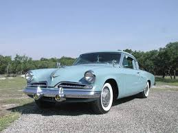 Studebaker Commander 3.8 V8 Coupe