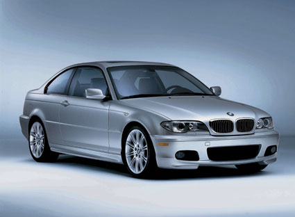 BMW 3 Series 330d Sports Saloon E46