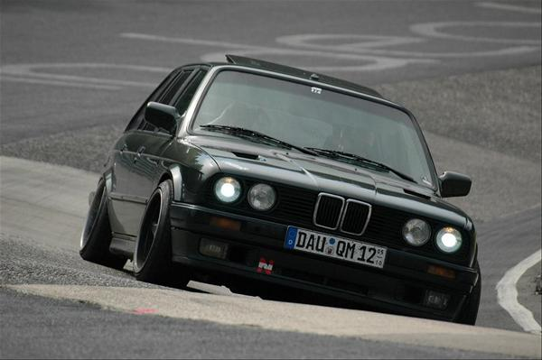 BMW 3 Series 325i Sport Manual E30 - [1986] image