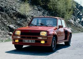 Renault 5 Turbo Phase 1