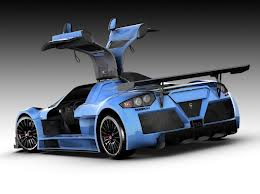 Gumpert Apollo S 4.2 V8 Twin Turbo