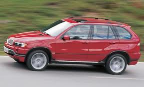 BMW X5 4.6is V8 - [2001] image