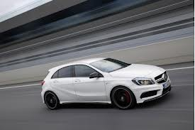 Mercedes A Class 45 AMG 2.0 Turbo