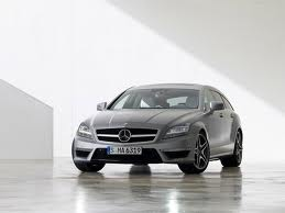 Mercedes CLS Class 63 AMG 4Matic - [2013] image