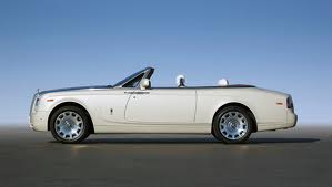 Rolls-Royce Phantom Series II Drop-Head Coupe