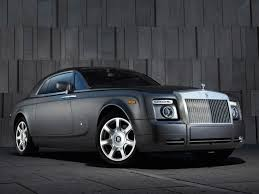 Rolls-Royce Phantom Coupe 6.7 V12