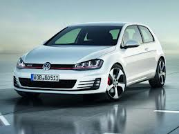 Volkswagen-VW Golf GTI Performance DSG 2.0 Turbo