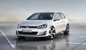 Volkswagen-VW Golf GTi DSG 2.0 Turbo - [2013] Image