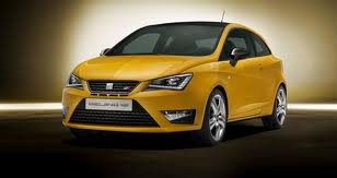 Seat Ibiza 1.4 FR Turbo Supercharged