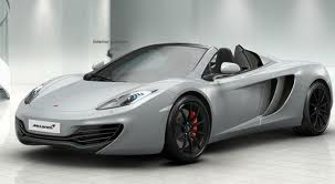 McLaren MP4-12C 3.8 V8 Twin Turbo Spider