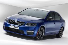 Skoda Octavia RS TSI 2.0 Turbo