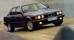 BMW 7 Series 740i E32 - [1992] image