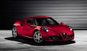 Alfa-Romeo 4C 1.8 Turbo
