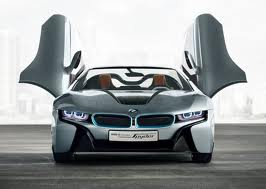 BMW i8 1.5 Turbo Hybrid