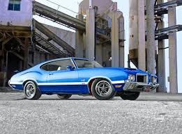 Oldsmobile 4-4-2 7.4 V8 Sports Coupe 365