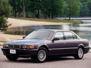 BMW 7 Series 750i E38 - [1999] image