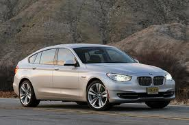 BMW 5 Series 550i GT xDrive F07