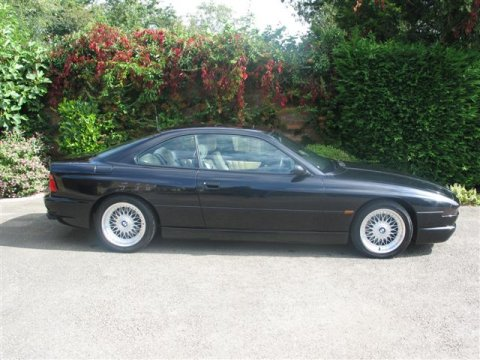 BMW 8 Series 840Ci 2d Auto