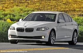 BMW 5 Series 550i xDrive F10