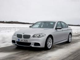 BMW 5 Series M550d xDrive F10 - [2013] image