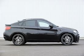 BMW X6 M 4.4 V8 Turbo E71