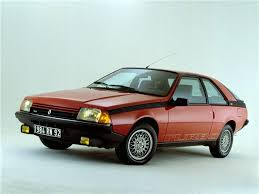 Renault Fuego 1.6 Turbo