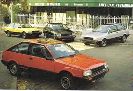 Nissan Cherry 1.5 Turbo - [1984] image
