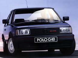 Volkswagen-VW Polo G40 1.3 Supercharged