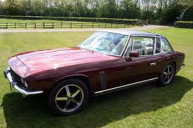 Jensen Interceptor Coupe 7.2 V8
