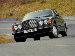 Bentley Mulsanne Turbo R