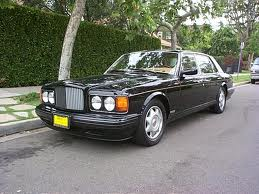 Bentley Mulsanne Turbo RT