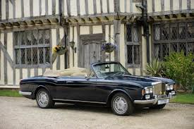 Bentley Corniche 6.8 V8 Convertible