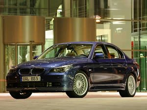 BMW Alpina B5 V8 Switchtronic E60