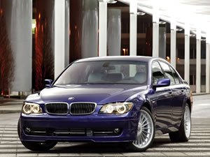 BMW Alpina B7 V8 Tiptronic E65