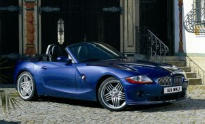 BMW Alpina Z4 Roadster S - [2004] image