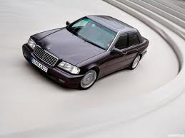 Mercedes C Class 36 AMG - [1993] image