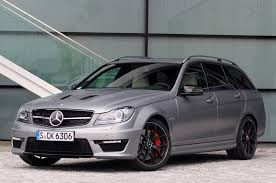 Mercedes C Class 63 AMG Edition 507 Estate - [2013] image