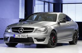 Mercedes C Class 63 AMG Edition 507 Coupe