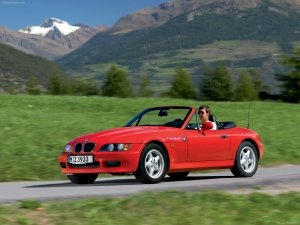BMW Z3 Roadster - [2001] image