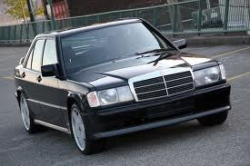 Mercedes 190 Series E 2.3-16 - [1987] image