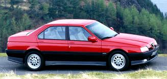 Alfa-Romeo 164 2.0 V6 Turbo