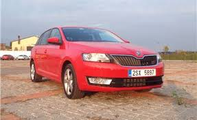 Skoda Rapid 1.4 tsi Spaceback