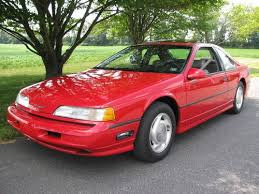 Ford Thunderbird 3.8 V6 Supercharged 10th Gen - [1989] image