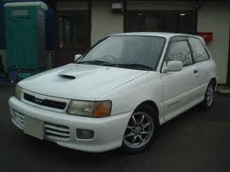 Toyota Starlet-Glanza GT Turbo - [1989] image