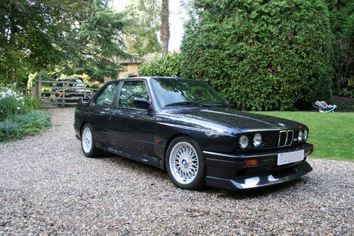 BMW 3 Series M3 Evolution E30