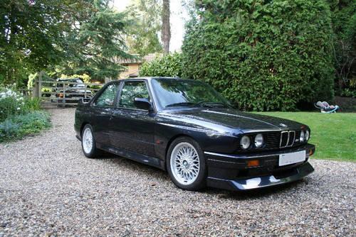 BMW 3 Series M3 Evolution E30 - [1988] Performance Figures, Specs ...
