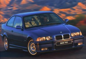 BMW 3 Series M3 Evolution E36