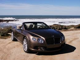 Bentley Continental GT Speed Convertible 6.0 W12