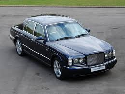 Bentley Arnage R 6.8 V8 Turbo